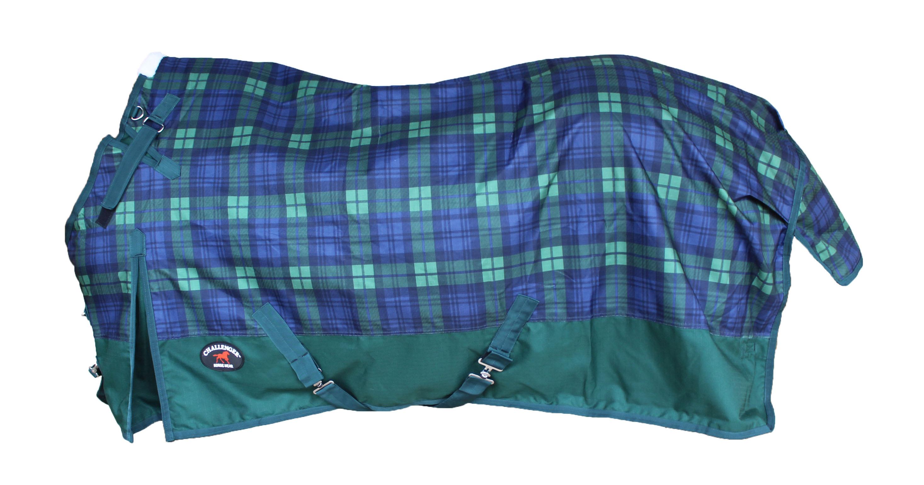 1200D Turnout Waterproof Rain Horse SHEET Light Winter Blanket  3EE