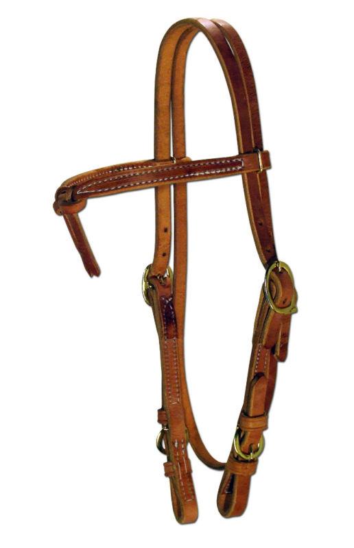 Horse Amish Western USA Hermann Oak Leather 975H202