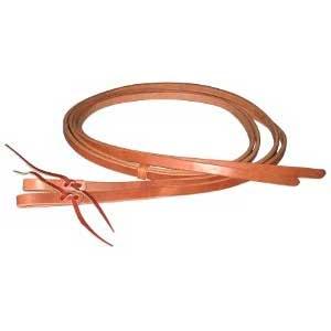 Horse Amish  Western USA Hermann Oak Leather Waterloop Reins 975H348