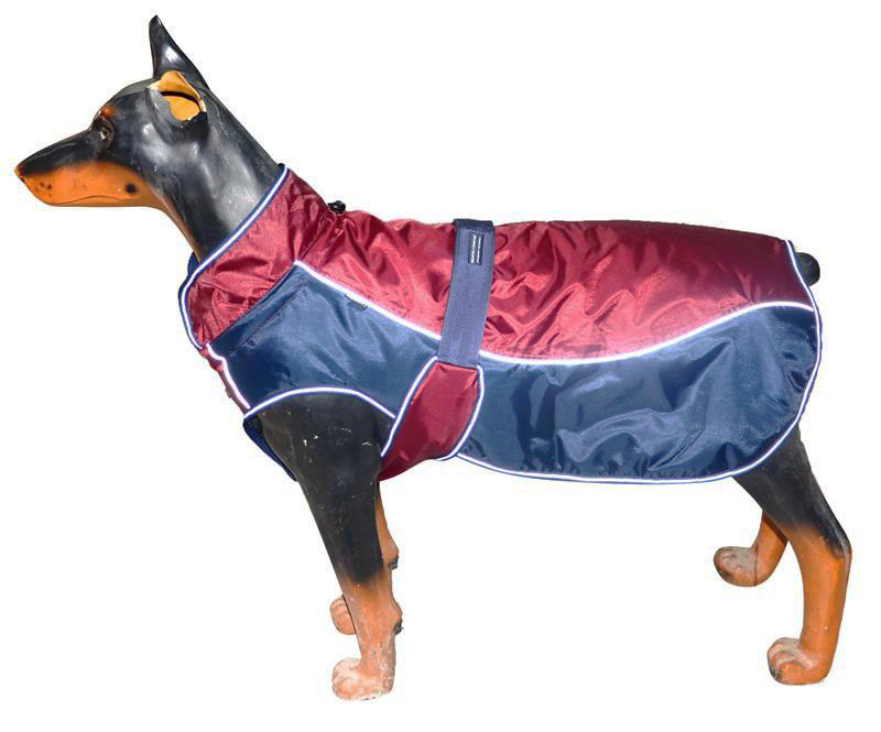 Dog Winter Blanket Coat 420D Turnout Waterproof Medium Weigh