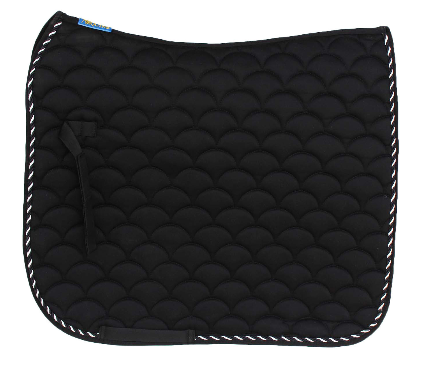 Horse-Quilted-ENGLISH-SADDLE-PAD-Trail-Dressage-7295 thumbnail 4