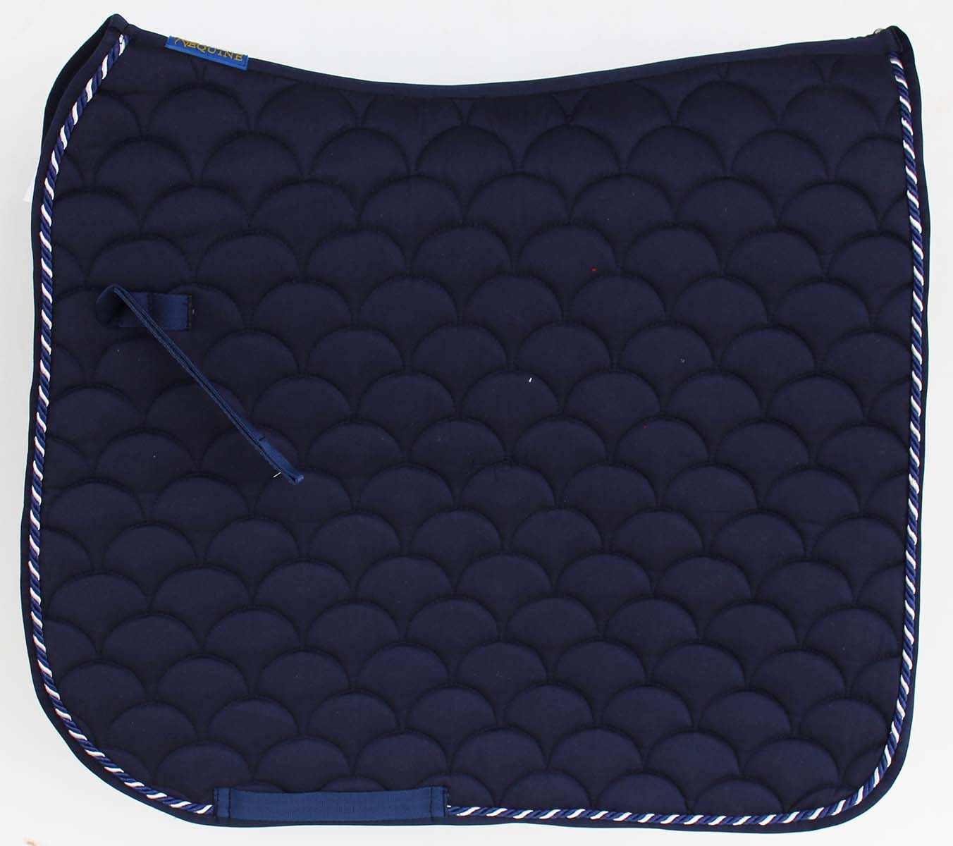 Horse-Quilted-ENGLISH-SADDLE-PAD-Trail-Dressage-7295 thumbnail 7