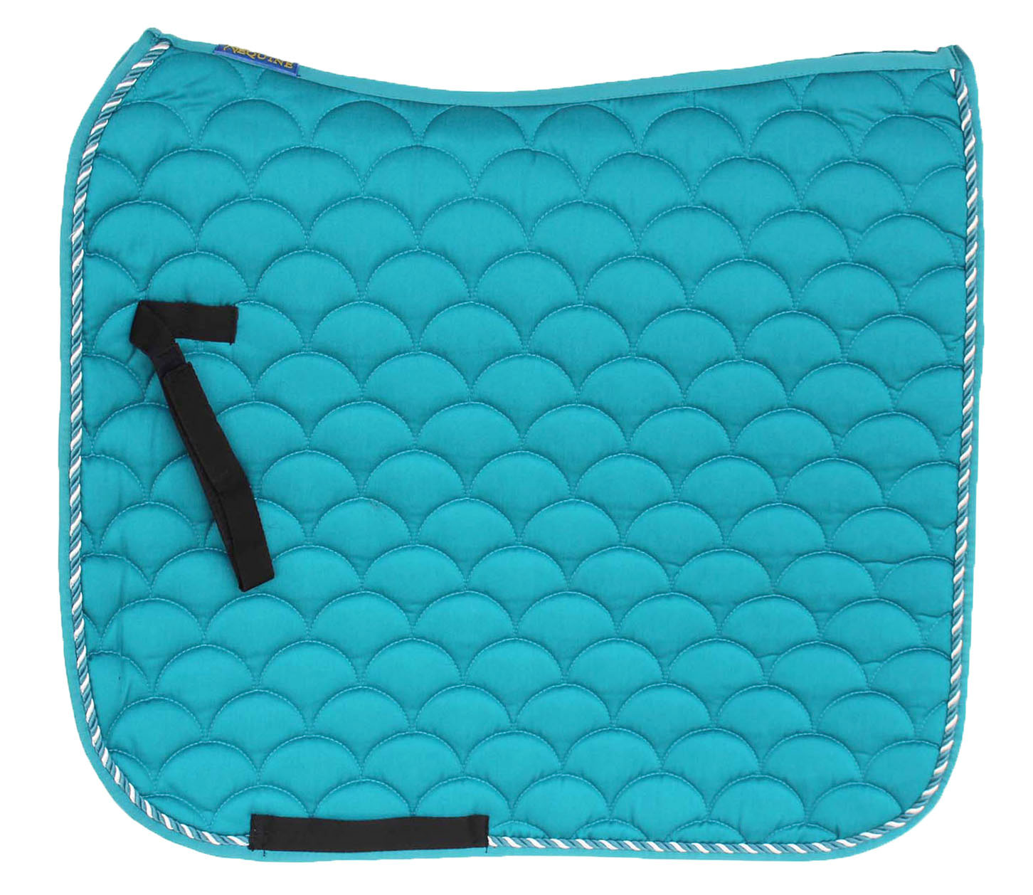 Horse-Quilted-ENGLISH-SADDLE-PAD-Trail-Dressage-7295 thumbnail 16