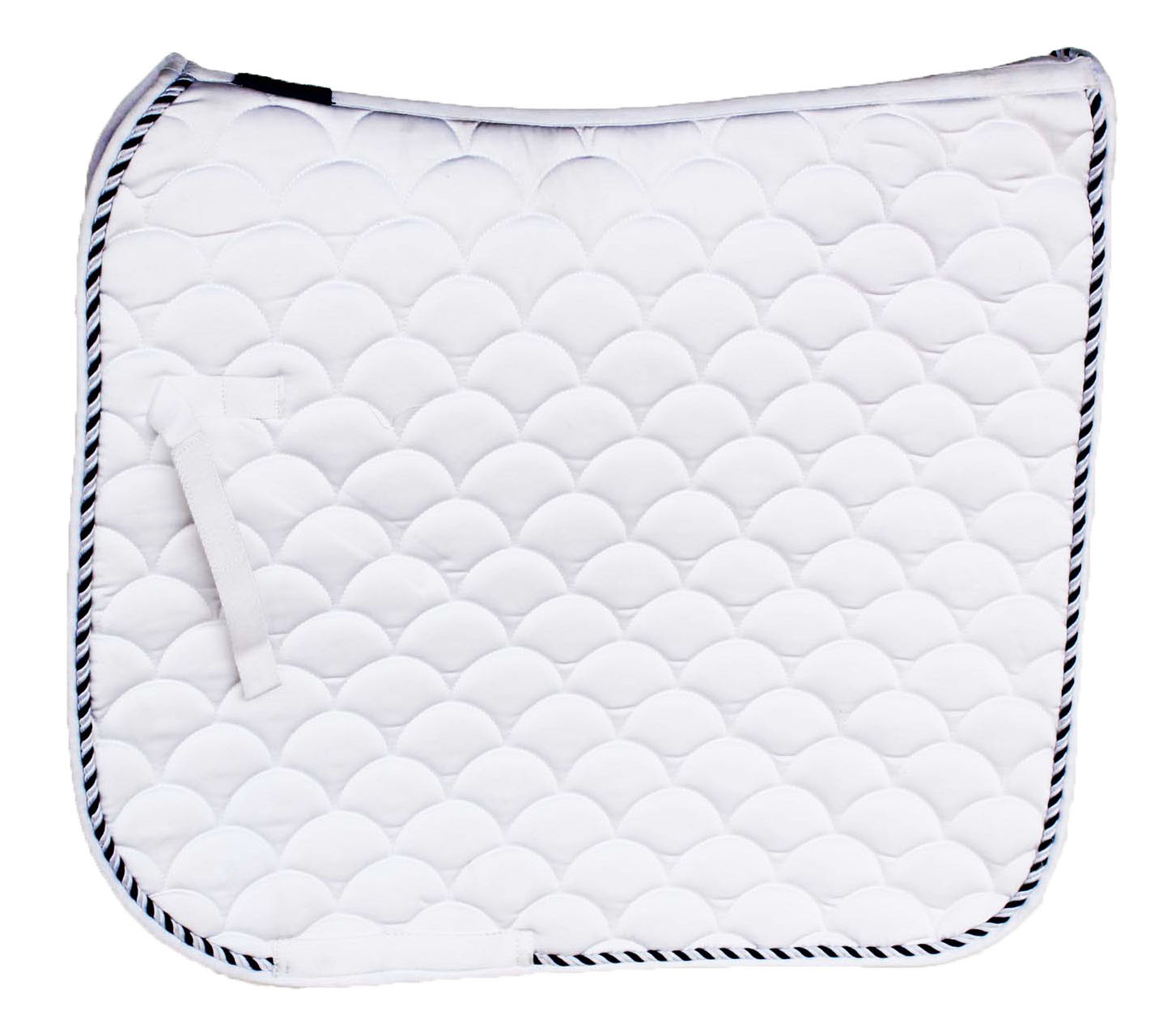 Horse-Quilted-ENGLISH-SADDLE-PAD-Trail-Dressage-7295 thumbnail 20