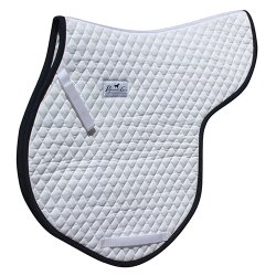Horse Quilted ENGLISH SADDLE PAD Trail Professional Choice 72P03