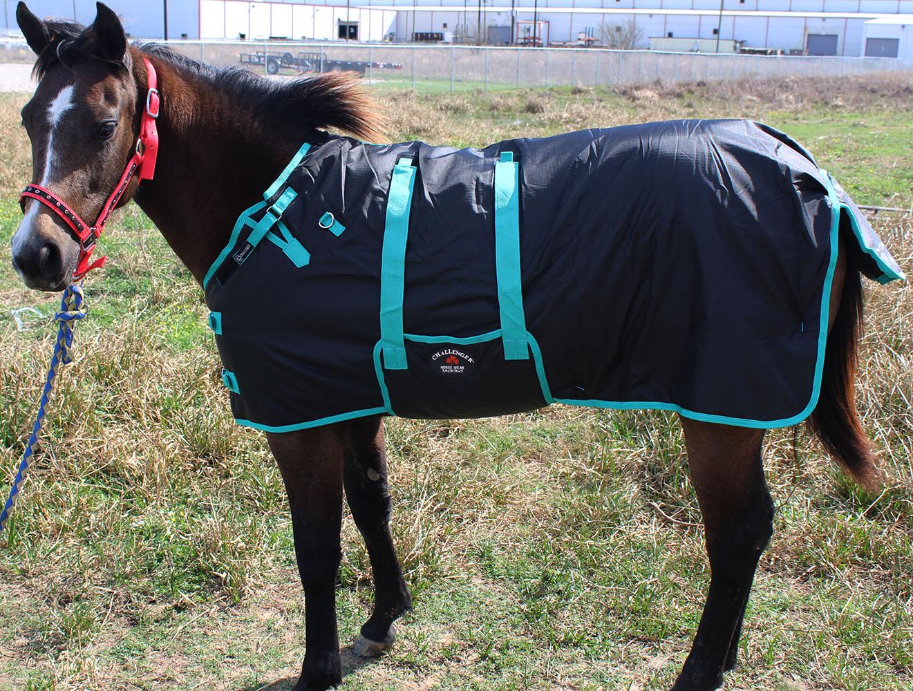 600D Miniature Weanling Donkey Pony Pony Donkey Horse Foal Winter Blanket 519600D 0f56f6
