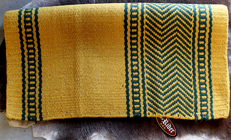 34x36-Horse-Wool-Western-Show-Trail-SADDLE-BLANKET-Rodeo-Pad-Rug-36S221