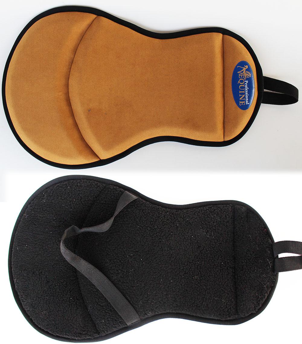 Horse Western Saddle Seat Pain Relief Comfort Memory Foam Pad 4205