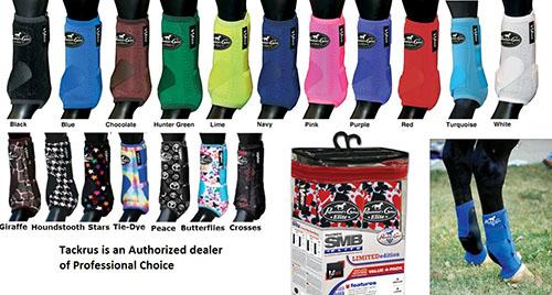 Prof Choice Ventech Elite Smb Horse Sport Medicine Boots